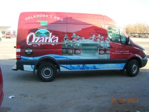 Vehicle Wraps OKC