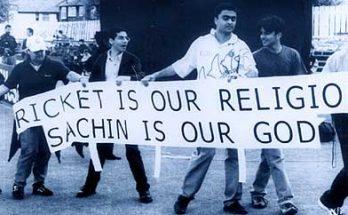 Why Fans Describe Sachin Tendulkar as-GOD of the cricket