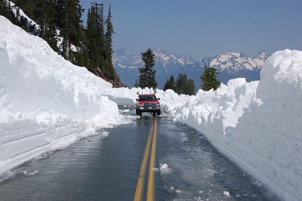 Mount Baker Scenic Byway, Washington