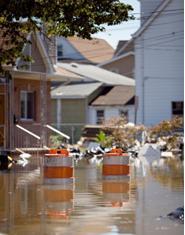 major flood risks