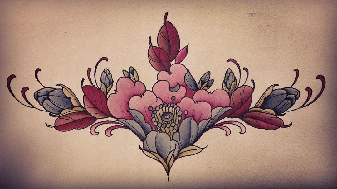 A Tattoo as a Fashion Statement