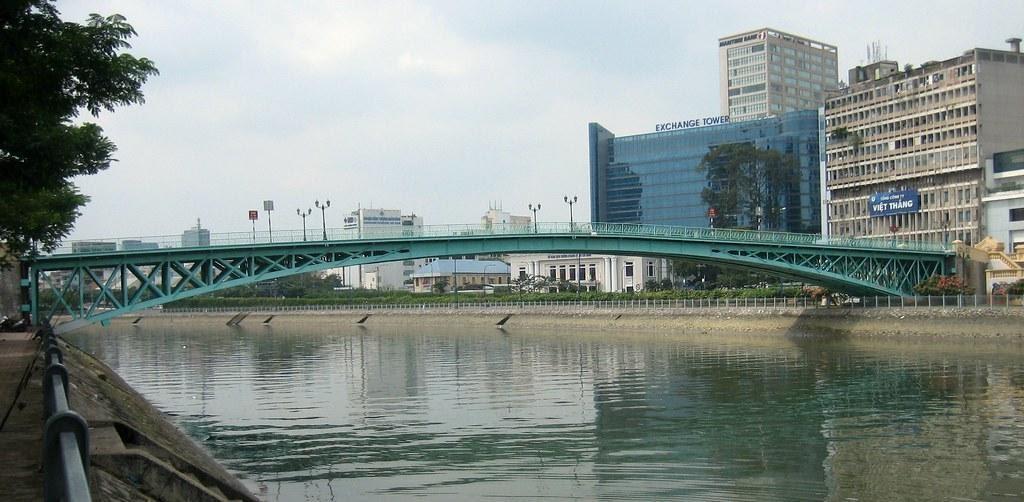 District 4 Ho Chi Minh's former Mafia hotspot