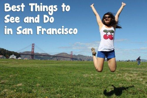 San Francisco's beautiful Bay Area city