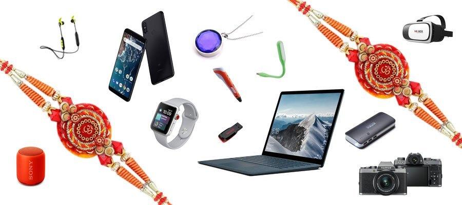 How you can Celebrate Raksha Bandhan with Gadgets
