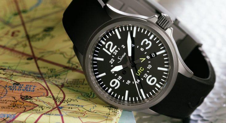 Sinn 856 Utc Pilots Watch Review