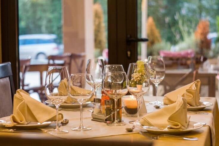 best restaurants in London for couples