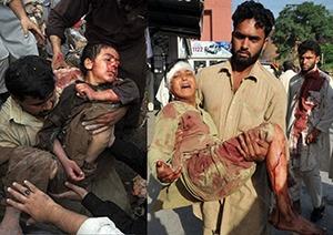 drone kill innocent kid dead