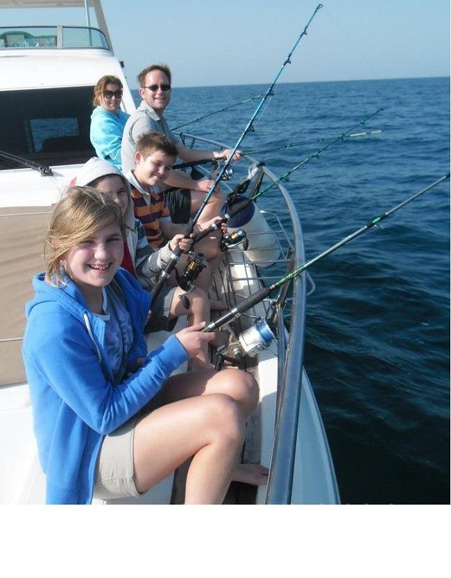 Dubai For Fishing