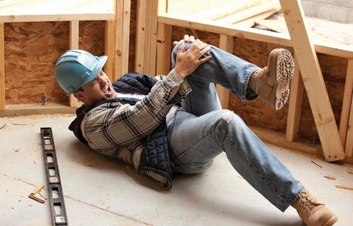 injury at work law