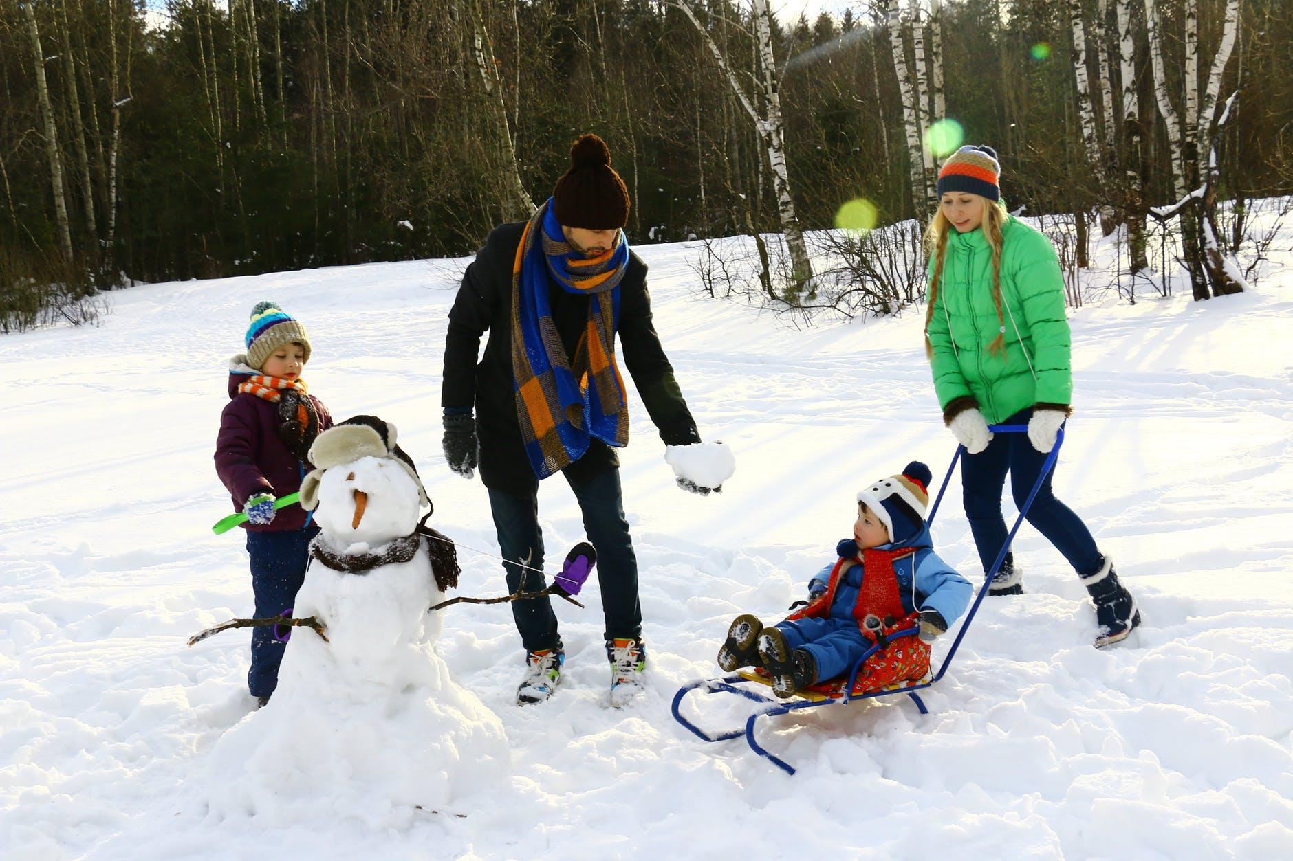 The Big List Of Fun Family Outdoor Activities
