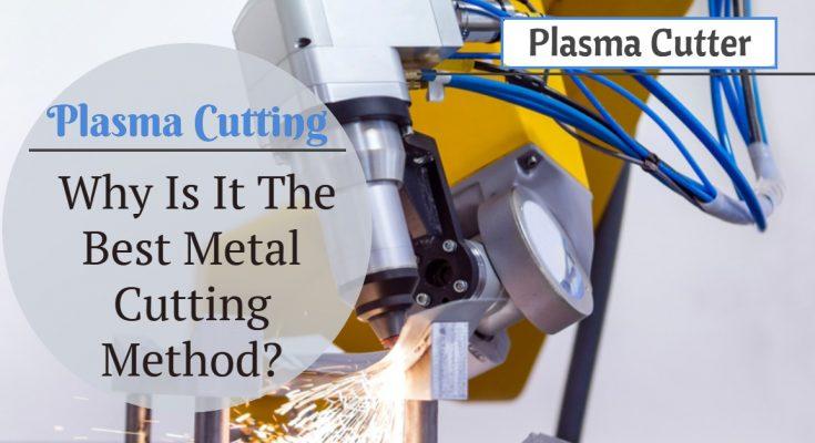 plasma-cuting