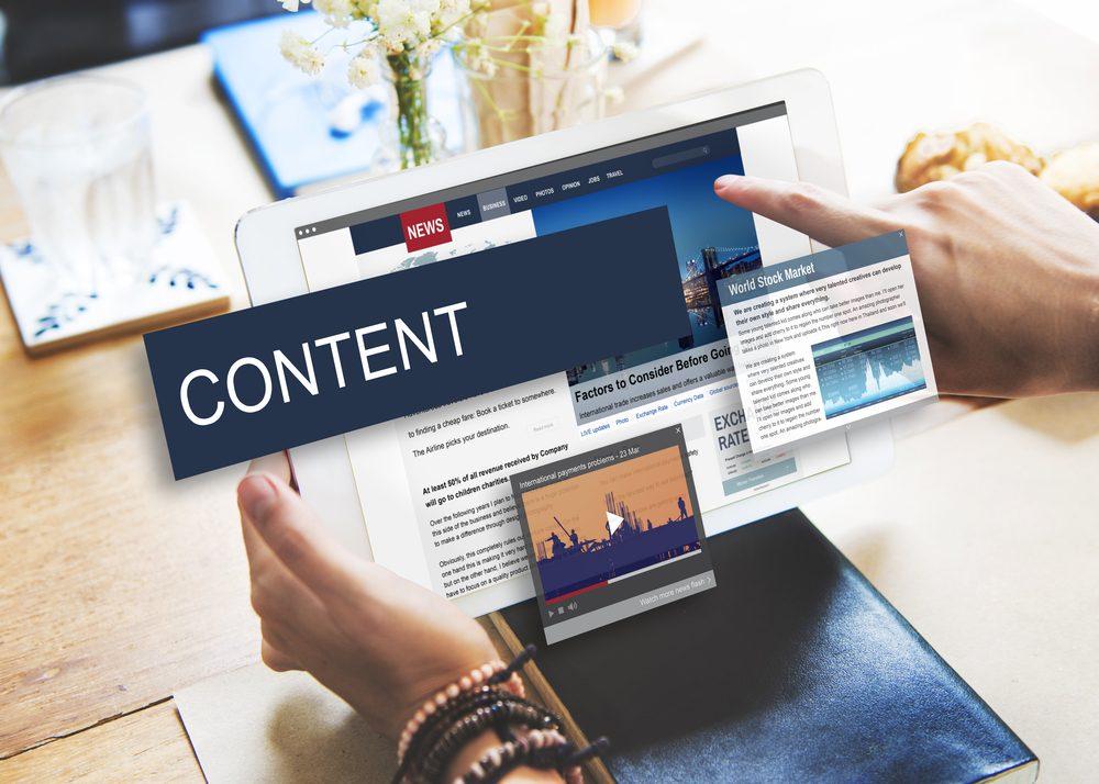 wikipedia content marketing